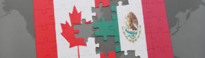 How Canada and Mexico plan to work together during NAFTA negotiations.