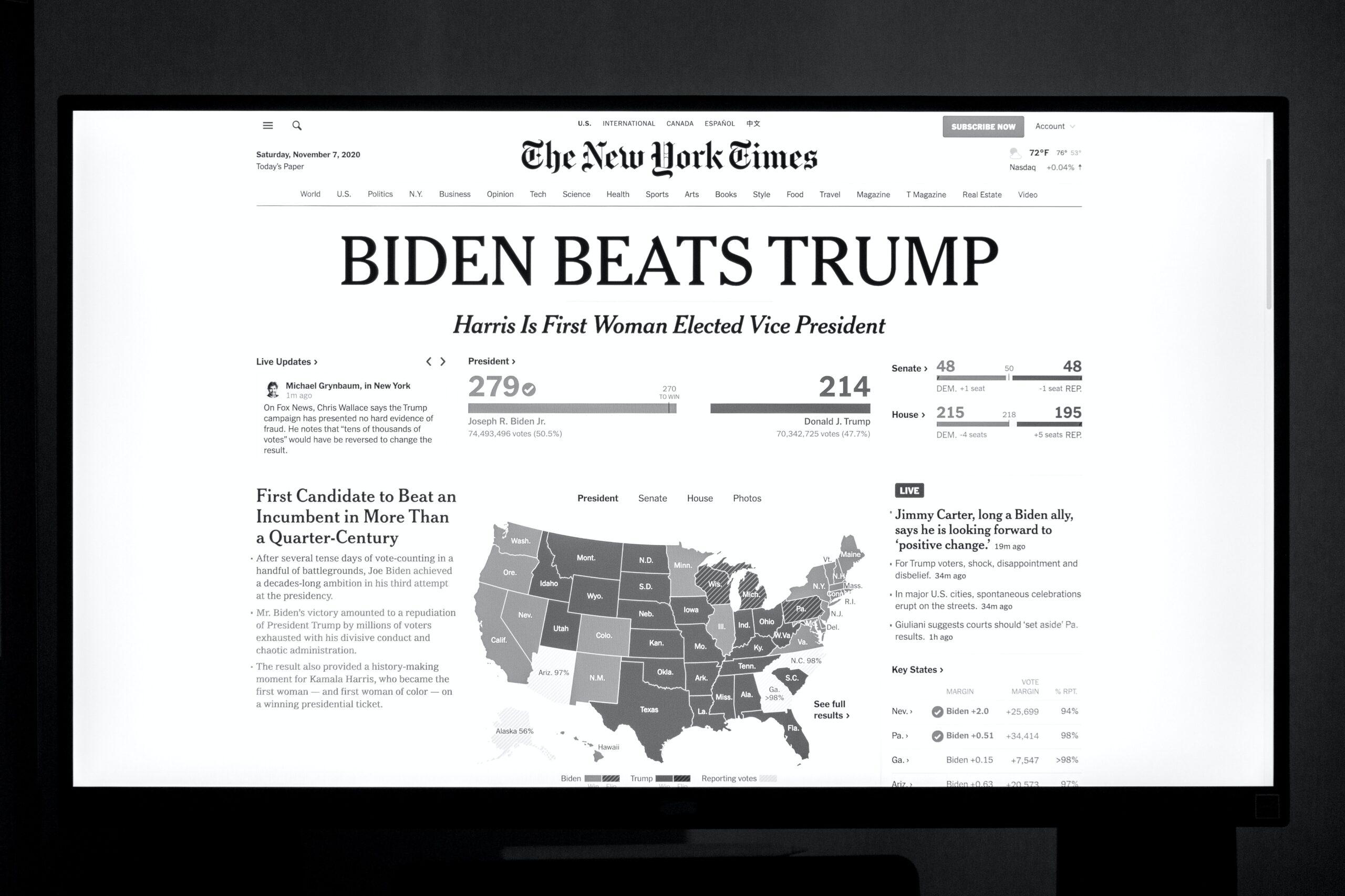 Biden Victory